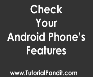 check-android-phone-features