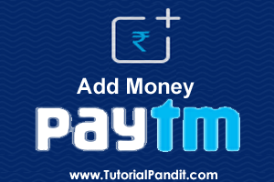 Paytm me Paisa Kaise Dale in Hindi
