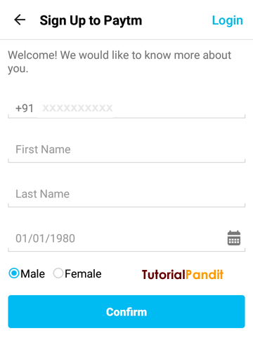 paytm-account-detail-form