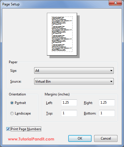 WordPad-Page-Setup-Dialog-Box