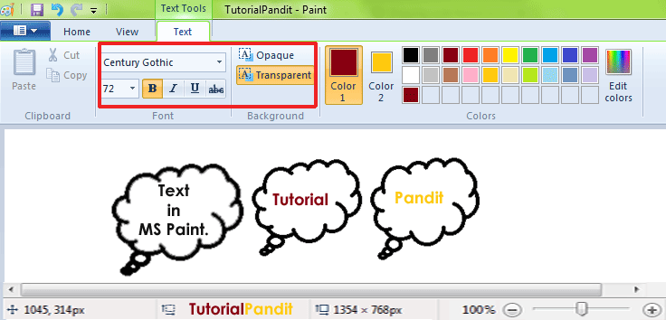 text-tool-showing-font-group-in-ms-paint