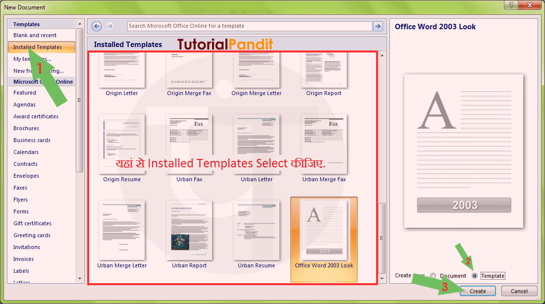 ms-word-installed-template