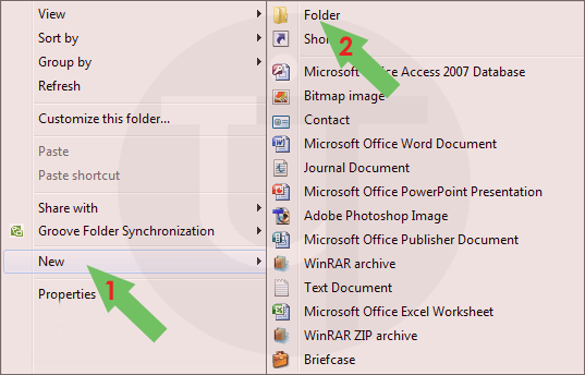 Right-Click-Menu-Showing-New-Option