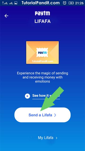 send-paytm-lifafa