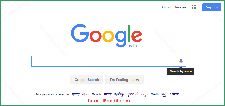 google-search-india