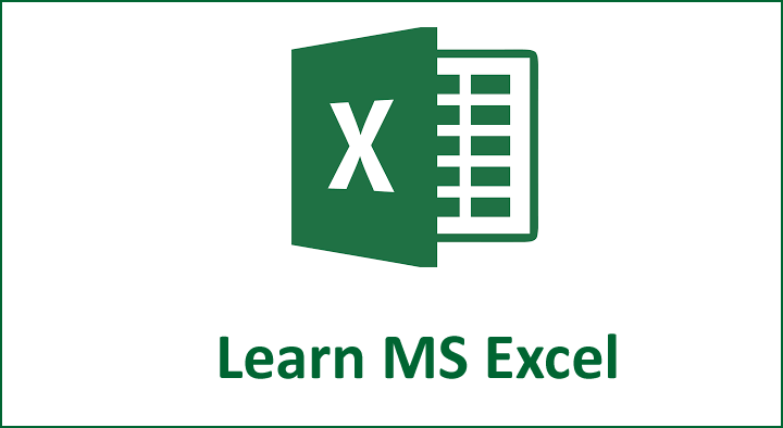 Learn MS Excel Online in Hindi