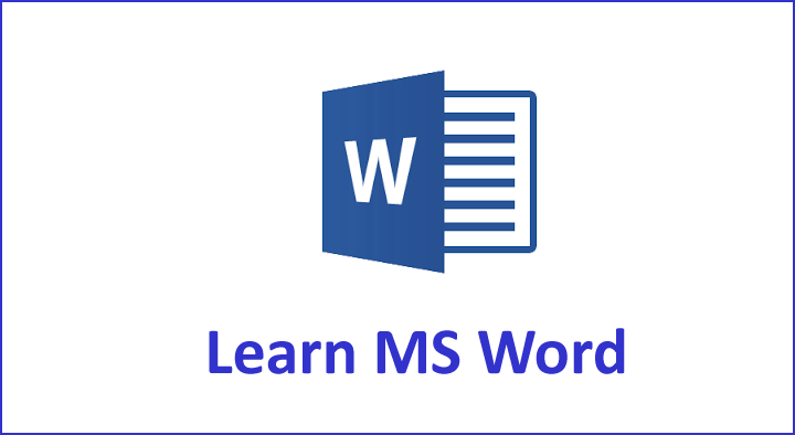 Learn MS Word Free Tutorials Online in Hindi