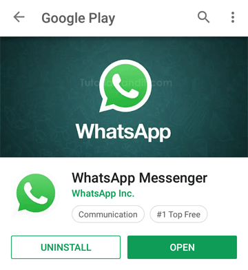 Open WhatsApp in Hindi