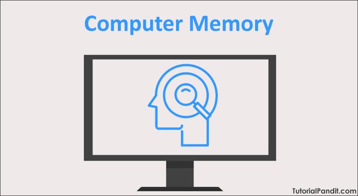 Computer Memory Kya Hai