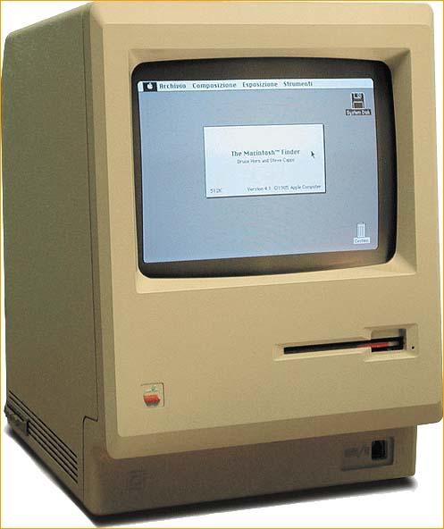 First Mac Computer