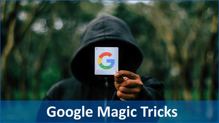 Top Google Hidden Magic Tricks in Hindi