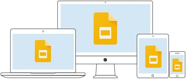 Google Slides Compatibility between Devices