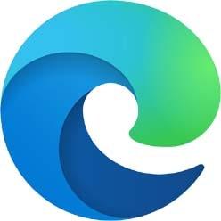Microsoft Edge Browser New Logo